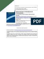 A. Zhuk- Effective Friedmann model from multidimensional cosmologies