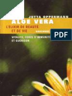 Livre Aloe Vera, un remède millénaire