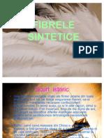 Fibrele Sintetice Final Project