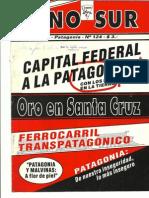 La Capital Federal a la Patagonia