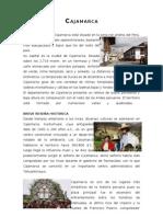 Cajamarca historia