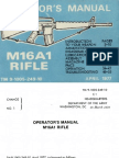 Army M16A1 Manual[1]