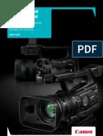 Catálogo Cámara XF100-300
