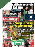 LE BUTEUR PDF du 23/01/2012