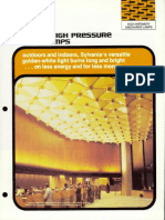 Sylvania Lumalux 1976 Brochure