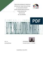 Herramiente y Tecnicas para la Auditoria Informatica