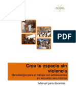 Manual Docentes Creasinviolencia Final