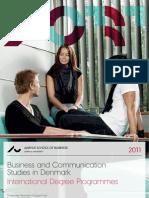 ASB Business Communication 2011