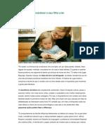 10 Dicas Para Incentivar o Seu Filho a Ler