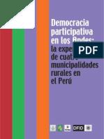 Democracia Participativa en Los Andes