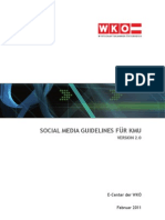 Wko Social Media Guidelines 2011