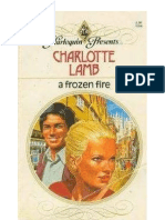 Charlotte Lamb - A Frozen Fire