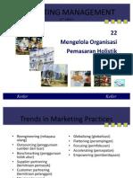 25421822 Holistic Marketing Organization