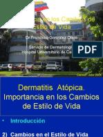 Dermatitis Atopica Estilos de Vida