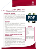 ISO 27001 Nov. 2008 Rev. Argentina