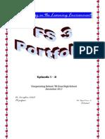 FS 3 porfolio
