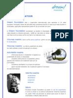 Descriere Dream Foundation Romania