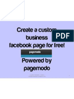 Champrix_Galeza_How to Install Pagemodo in Your FB Page