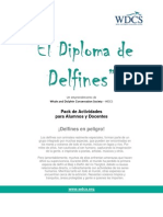 Dolphin Diploma Pack
