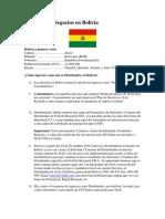Como Hacer Negocios4Life en Bolivia
