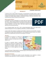 Informe Quincenal Mineria ay