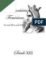 GLOSSÁRIO FEMININO