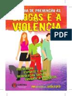 cartilha drogas violencia