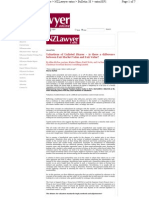 Www.nzlawyermagazine.co.Nz NZLawyerextra Bulletin 38 Extra38F1 Tabid 3801 Default Article on Fair Value and Fair Market Value
