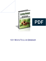 101 Tips Environment