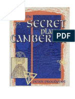 39380351 the Secret Plan of Canberra by Peter Proudfoot Masonic Architecture of Australia s Capital 1994