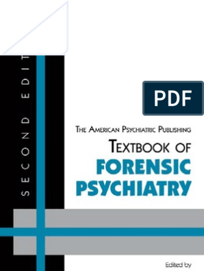 1585623784 the American Psychiatric Publishing Textbook of Forensic