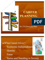 Career Planning by Dr.P.N.Narayana Raja