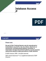 ABAP Performance (2)