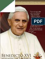 Catequesis de Preparación a la Visita de S S Benedicto XVI a México