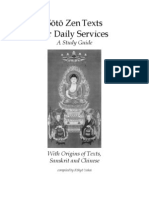 Texts for Daily Services, A Study Guide - Kokyo