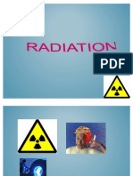 Radiation Report