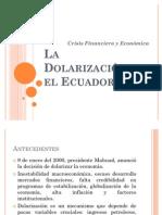 Crisis Ecuador
