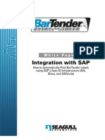 Whitepaper Integration With Sap