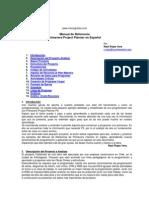 Manual Primavera Project Planner P3