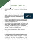 Conversaciones de Gurdjieff Sobre Varios Temas 1943-49