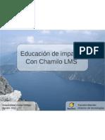 3. Educación de Impacto con Chamilo LMS