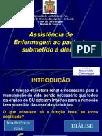 Aula - Assist en CIA Sistematizada de Enfermagem Ao Paciente Submetido a Dialise
