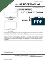 LC-37M43U__SHARP__LCD TV Color__Suppl+LC-37D42U
