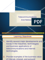 (28!08!2008)Telecommunication & Networks