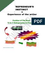Entrepreneur's Instinct