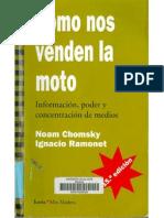 6769344 Noam Chomsky e Ignacio Ramonet Como Nos Venden La Moto