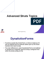 MELJUN_CORTES_JEDI Slides Web Programming Chapter08 Advanced Struts