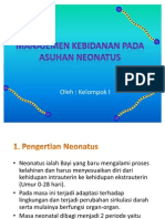 Manajemen Kebidanan Pada Asuhan Neonatus