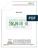 Jaypee Greens Aman II - 2 & 3 BHK Luxury Apartments in Noida - Properties in Noida