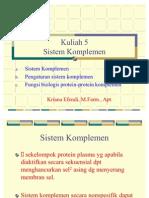 5 Sistem Komplemen